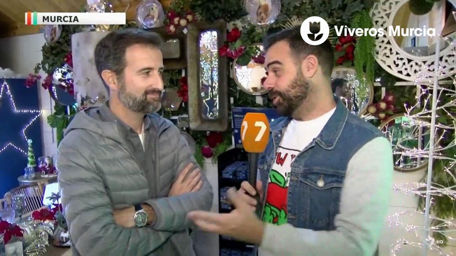 La Navidad de Viveros Murcia 2019 en la TV