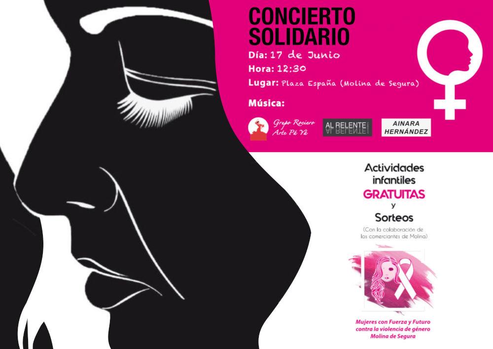 Viveros Murcia colabora contra la violencia de género